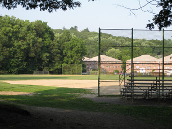 another view of Hurd field